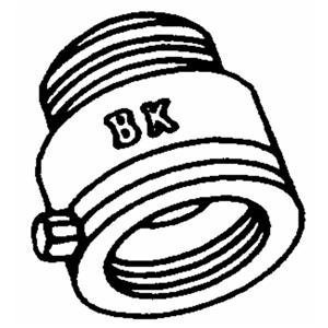 Mueller/B & K 108-904RP Backflow Preventer-Vacuum - Or Woodburn Outlets