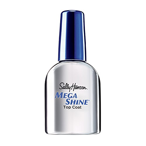 (Sally Hansen Mega Shine Top Coat 3460 Clear)