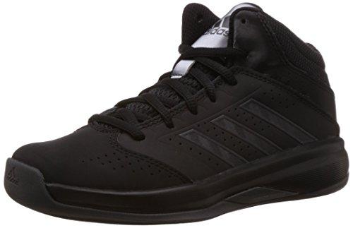 adidas Isolation 2 K - Zapatillas para niño Negro / Gris
