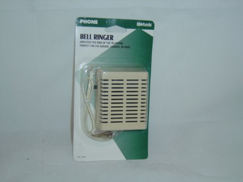 Woods Telephone Bell Ringer Amplifier Unit
