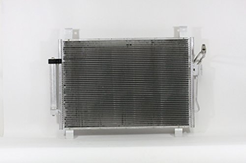 A/C Condenser - Cooling Direct : For/Fit 4201 Nissan Pathfinder Infiniti JX35 Pathfinder Hybrid QX60 / Hybrid
