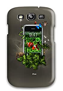 Best New Galaxy S3 Case Cover Casing(iphone Jungle)