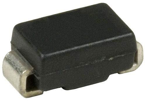 SMAJ58A-E3/61 - TVS Diode, TRANSZORB SMAJ Series, Unidirectional, 58 V, 93.6 V, DO-214AC, 2 Pins (SMAJ58A-E3/61) (Pack of 100)