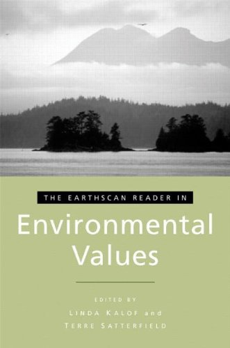 The Earthscan Reader in Environmental Values (Earthscan Reader Series)
