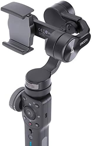 Smooth 4 Handheld 4-Axis Gimbal Stabilizer F// IOS//Android Phone Sport Camera