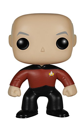 Funko POP TV: Star Trek The Next Generation - Jean-Luc Picard Action Figure