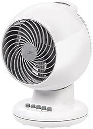woozoo toda la habitación ventilador de circulación oscilante, M15U, Blanco, 17.78 cm, 1, 1