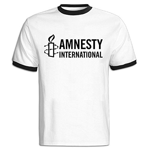 Noelly Men's Amnesty International T-Shirt