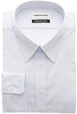 [CHRISTIAN ORANI] レギュラーカラースタンダードワイシャツ【キング】 オールシーズン用 E1BL-34K
