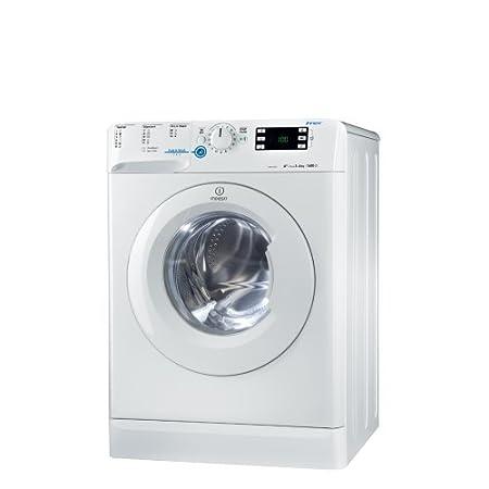 Indesit XWE 61452 W EU Independiente Carga frontal 6kg 1400RPM A++ ...