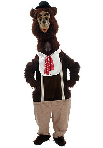[Papa Bear/mama Bear/baby Bear Mascot Costume] (Alinco Costumes)
