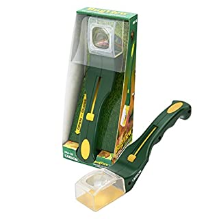 Carson BugView Quick-Release Bug Catching Tool and Magnifier for Children and Adults