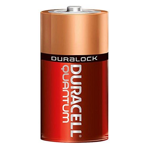 Duracell QU1400 Quantum Alkaline C Batteries (Pack of 12)