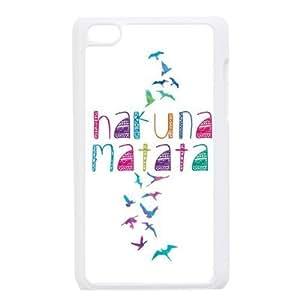Colorful Free Birds Freedom Hakuna Matata Hard PC Cover Case for Diy For Ipod mini Case Cover