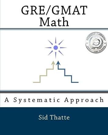 GRE/GMAT Math