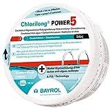 Bayrol Chlorilong Power 5 Bloc Bayrol Chlorilong Power 5 Bloc 650 g