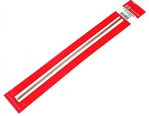 Solid Copper Rod (Copper Rod: 1/16 Diameter x 12