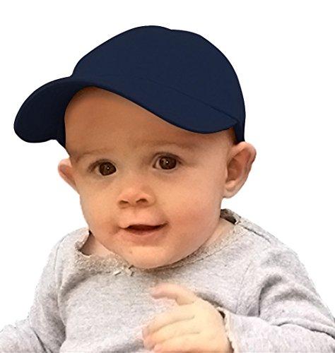TopHeadwear Infant Cargo Baseball Hat - Navy