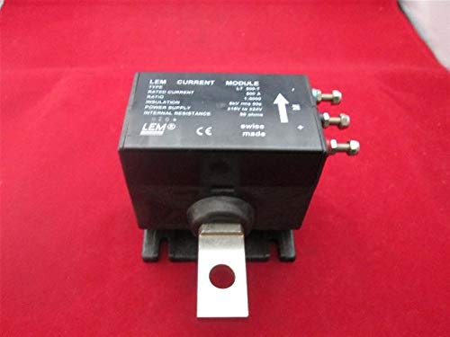 Lem LT 500-T 500A 1:5000 Current Transducer