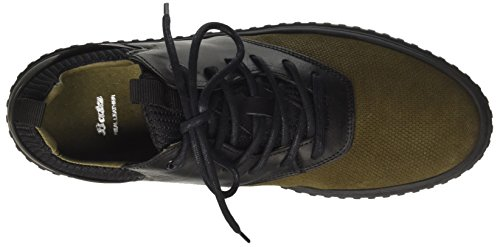 Low Verde Verde Men BATA Trainers 8437119 Twa6qqz1