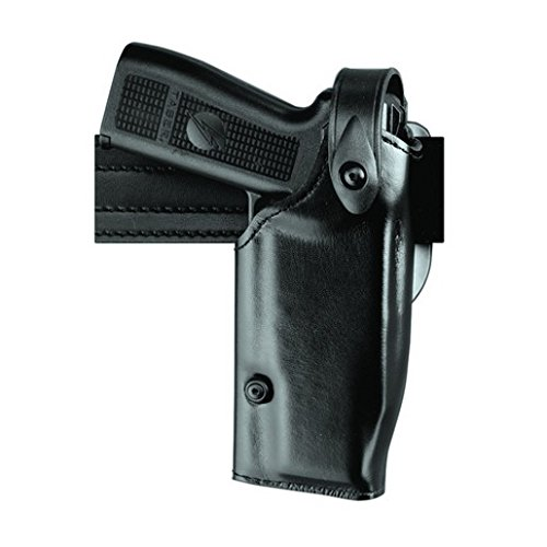 Holster Duty 6280 Safariland - Safariland 6280 Level II SLS Retention Duty Mid Ride Holster, Black, STX Tactical, Colt 1911, Right Hand