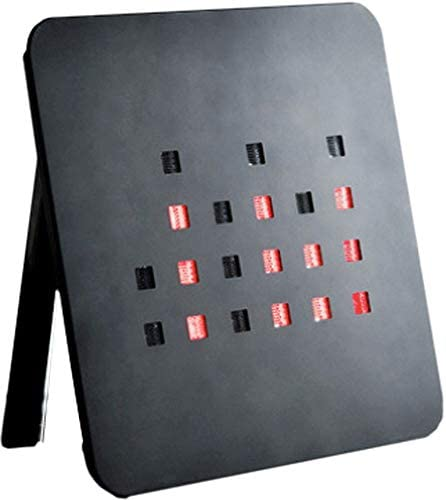 Anelace Powers of 2 XLD Red LED Binary Clock Extra Large Display