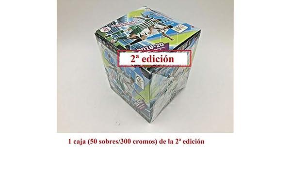 2 edición!!! 1 Caja con 50 Sobres Liga Este 2019 2020 Panini ...