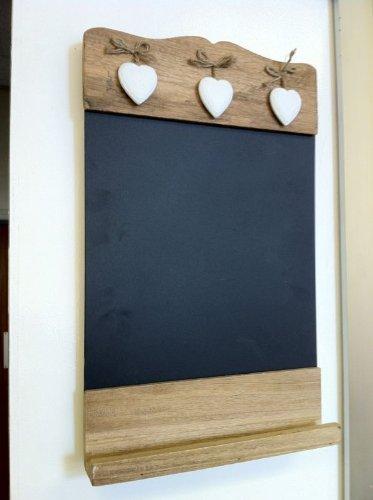 shabby chic rustic chalkboard