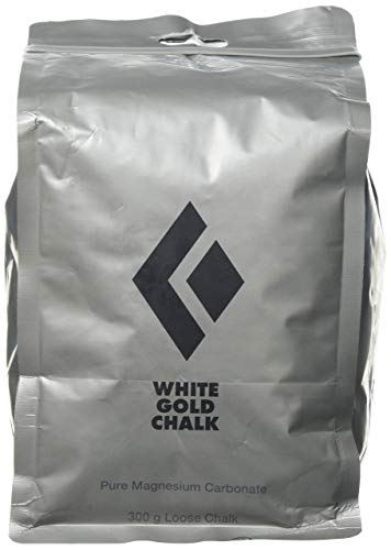 (Black Diamond 200 g Loose Chalk, 200g, White)