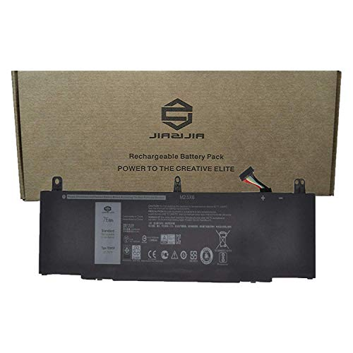 JIAZIJIA TDW5P Laptop Battery Compatible with Dell Alienware 13 R3 13 ALW13C...