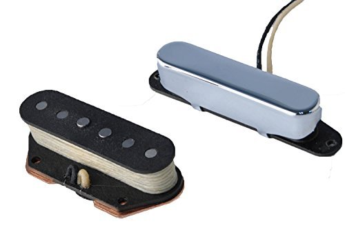 Nordstrand NVT A3 Guitar Pickup Set - Telecaster Replacement 【Pick Jesus】 [並行輸入品]   B07JCMFVSS