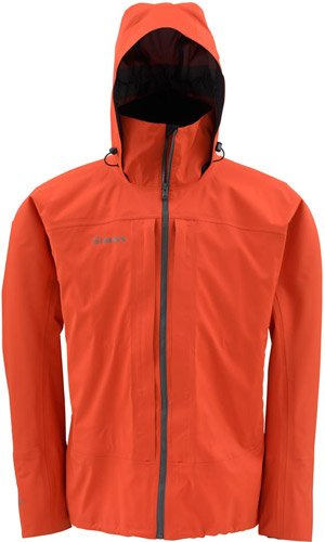 Simms Slick Jacket - Fury Orange - Size XL
