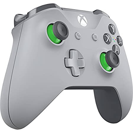 Xbox Wireless Controller - Grey/Green