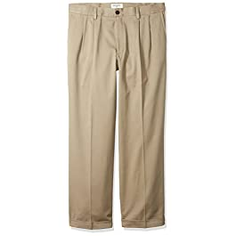 Men's Relaxed Fit Easy Comfort Pants