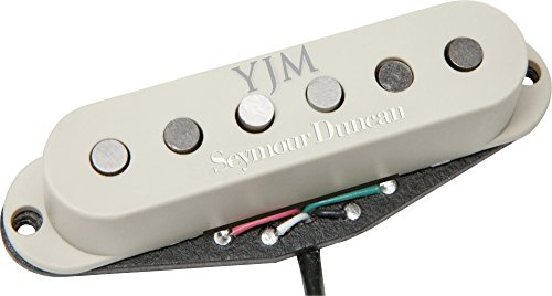 Seymour Duncan STK-S10 YJM Fury Stack Neck Pickup Off White (Hum Canceling Strat Pickup)