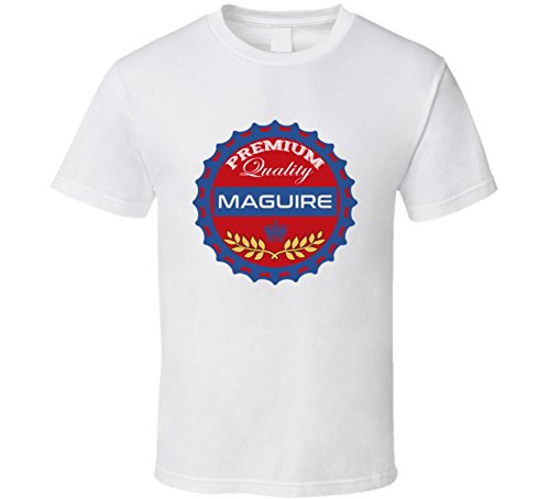 Harry Maguire Beer Cap Favorite Player England World Cup 2018 Football Fan T Shirt L White