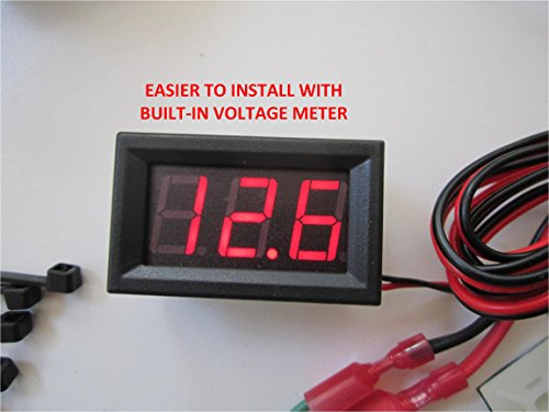 TecScan Golf Cart LED Light Kit LiTESeasy Standard W/Built-in Meter by TecScan (Image #3)