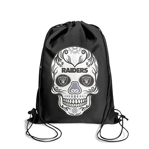 JREHR Cool Drawstring Backpack Bags Sport Gym Cinch Bag Tote Sack for Travel Storage