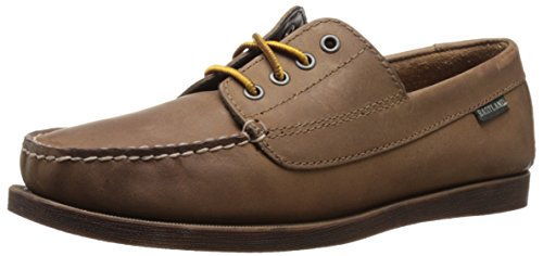 Eastland Women's Falmouth Camp Moc, Natural, 8 M US - Moc Natural