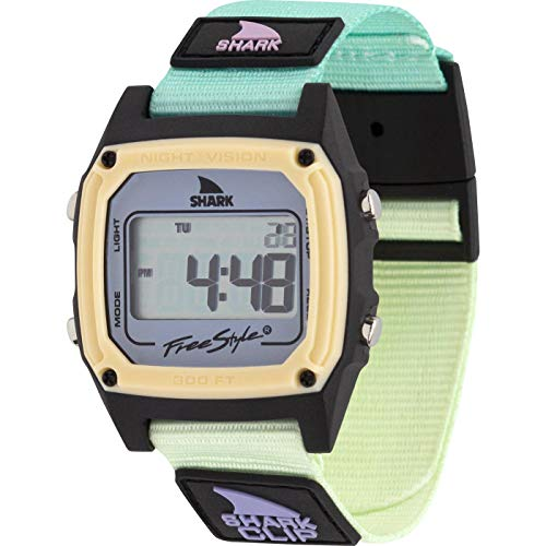 Freestyle Shark Classic Clip Green Tea Unisex Watch FS101059 - Freestyle Mens Green