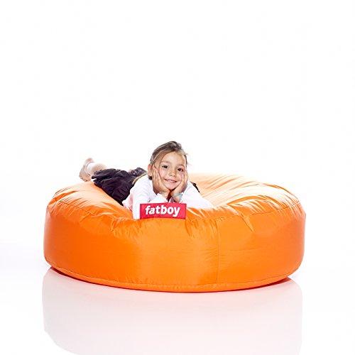 Fatboy USA ISL-ORG Fatboy Island Bean Bag Chair, Orange