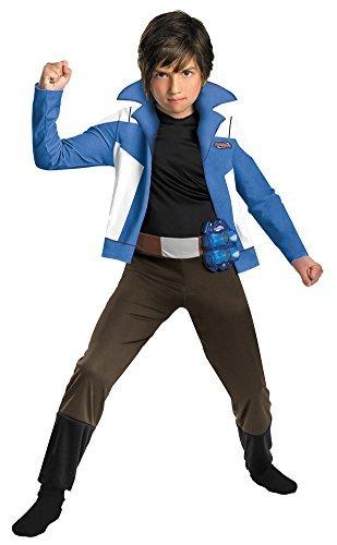BESTPR1CE Boys Halloween Costume-Monsuno Chase Kids Costume