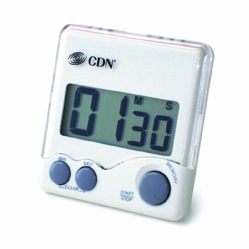 Component Design TM7-W Loud Alarm Large Digit Timer