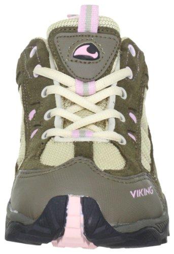 Viking MAGNUM GORE-TEX® 3-42470-6038 - Zapatillas de deporte de tela para niña Beige