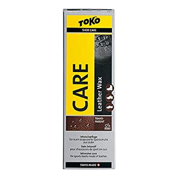 Toko Care Line Transparent Silicone Leather Wax, 75ml