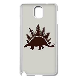 Samsung Galaxy Note 3 Cell Phone Case White Stegoforest LPQ Plastic Durable Phone Case