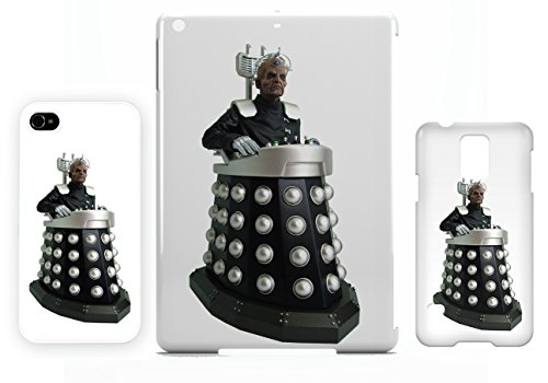 Doctor Who Davros iPhone 4 / 4S cellulaire cas coque de téléphone cas, couverture de téléphone portable