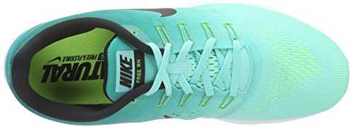 Volt Running Black Rio Shoes Men Free Hyper Rn Blue NIKE Teal Turq s Ig7Uq1
