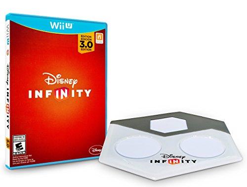 Disney Infinity 3.0 Standalone Game + Base Portal (Nintendo Wii U) (Portal Base)
