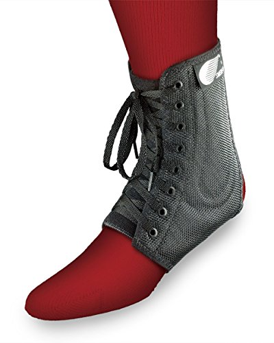 Swede-O Trim Lok Ankle Brace, Black, Small